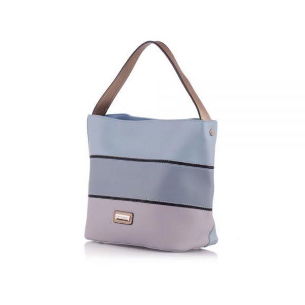 Дамска чанта Pierre Cardin La Mer, Синя