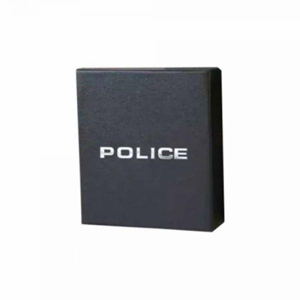 Малка мъжка чанта за рамо – POLICE NEO PYRAMID, черна