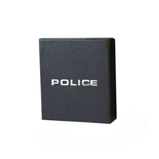 Мъжки портфейл Police Waldo, с монетник, кафяв