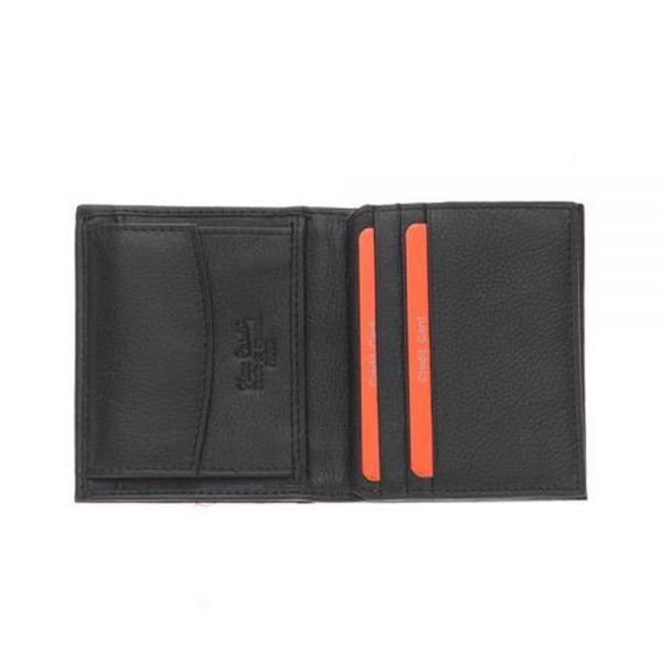 Малък мъжки портфейл Pierre Cardin с френско знаме - вертикален