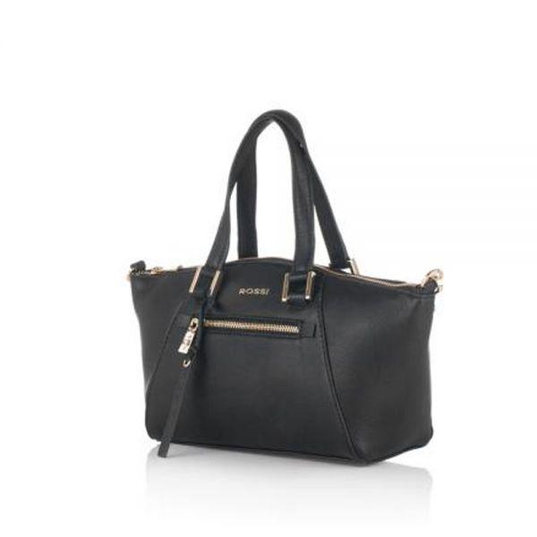 Малка елегантна чанта ROSSI, бежовa