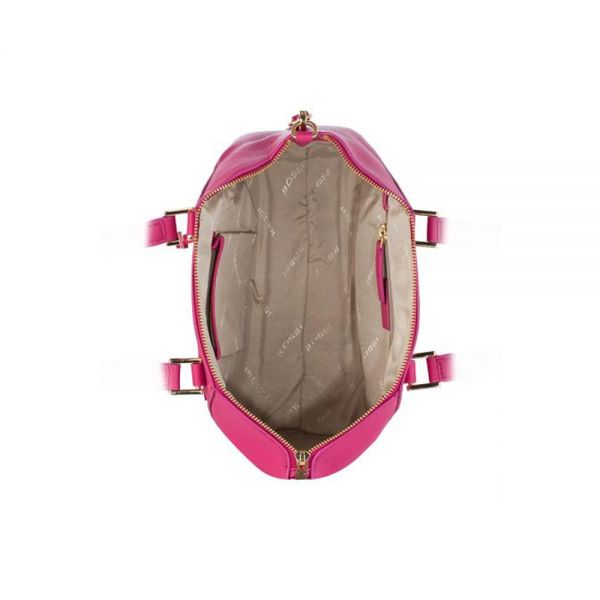 Малка елегантна чанта ROSSI, розова