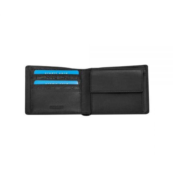 Комплект портфейл и колан SILVER FLAME