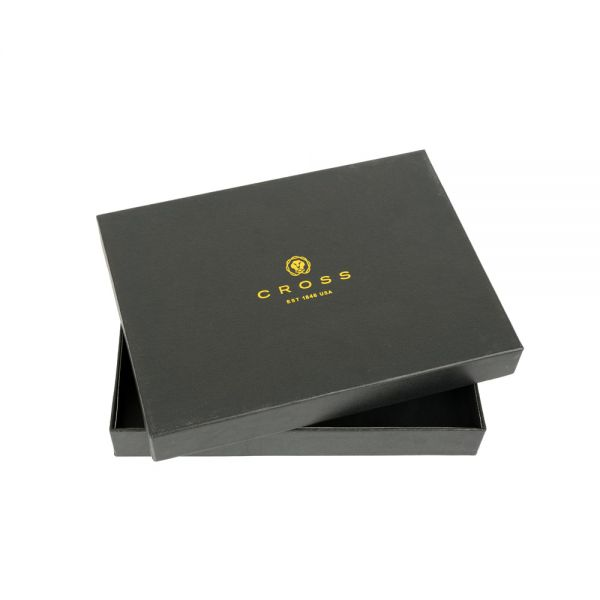 Дамски портфейл Cross, колекция Insignia Express, NAVY с 18 отделения за карти