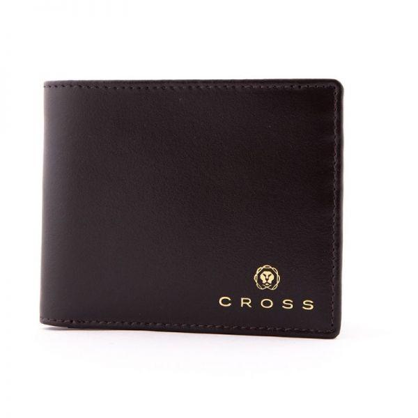 Мъжки портфейл Cross Concordia, с 8 отделения за карти