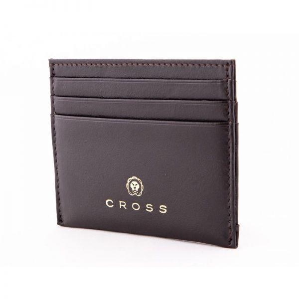 Калъф за документи и кредитни карти Cross Vachetta Spine
