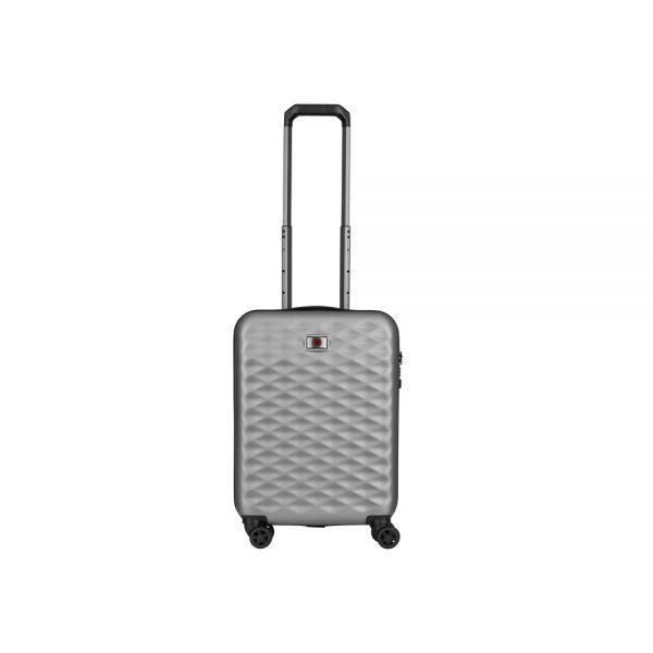 Куфар Wenger Lumen Hardside Luggage 20'' Carry-On, 32 литра, черен