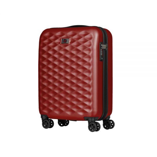 Куфар Wenger Lumen Hardside Luggage 20'' Carry-On, 32 литра, сив
