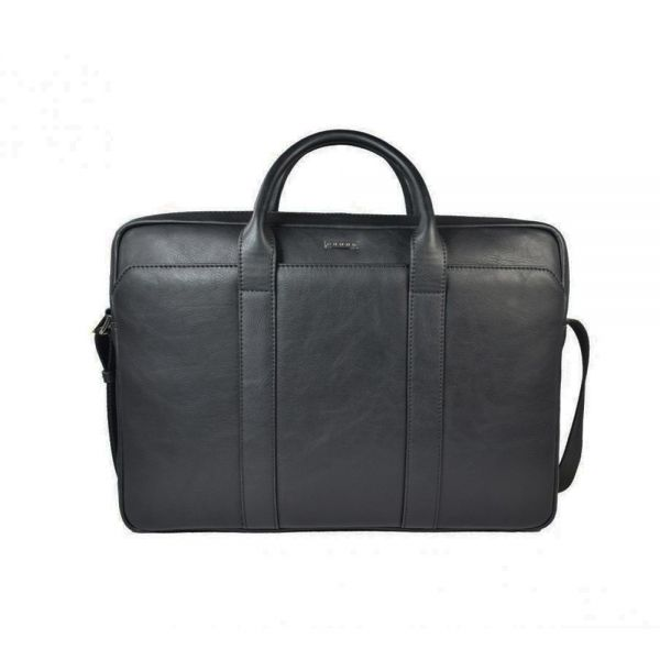 Мъжка чанта Cross Insignia, Slim Briefcase, Black