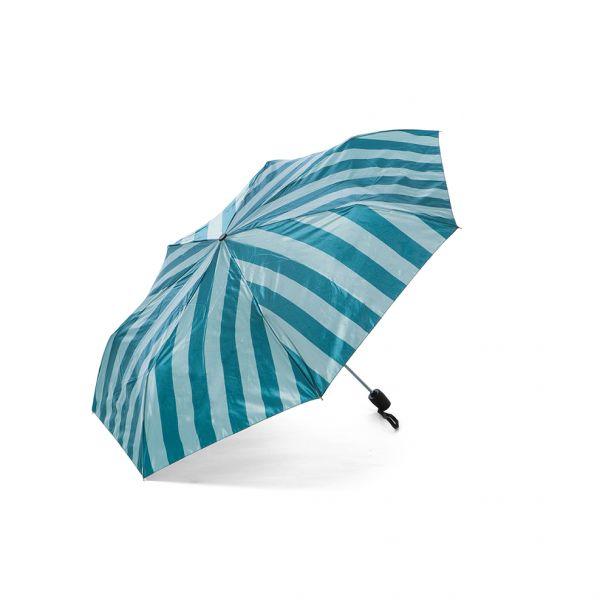 Дамски чадър Pierre Cardin на точки с кант на точки