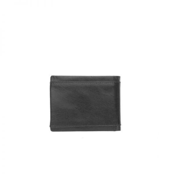 Мъжки портфейл в кафяво SILVER FLAME, колекция Франция