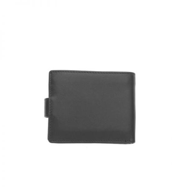 Мъжки портфейл SILVER FLAME, колекция Button