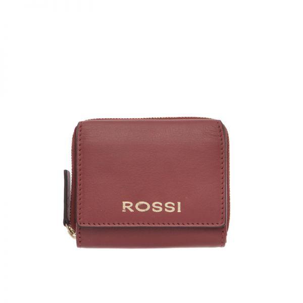 Дамско портмоне ROSSI, в светло розово