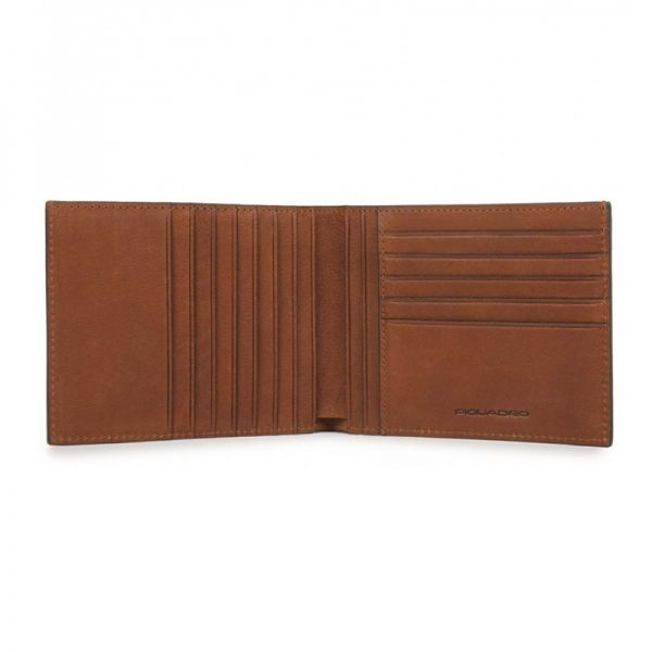 Мъжки портфейл Piquadro с отделения за карти