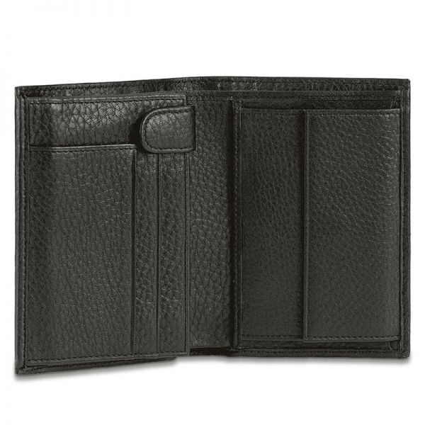 Луксозен мъжки портфейл Piquardo, вертикален