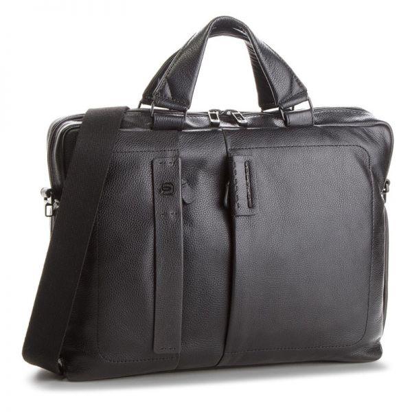 Чанта с разширение Piquadro с отделение за iPad®Air/Pro 9,7 and iPad® mini P15Plus