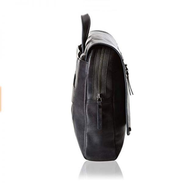 Чанта за документи и лаптоп Piquadro с отделение за чадър и бутилка