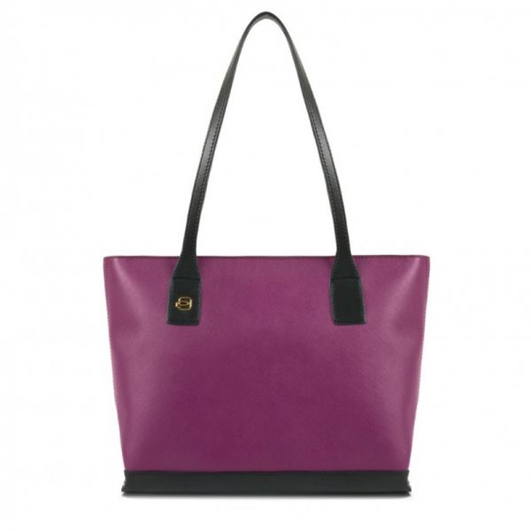 Хоризонтална дамска чанта Piquadro