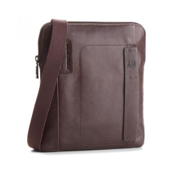 Вертикална чантичка за рамо Piquadro с отделениез за iPad Air/Pro9.7