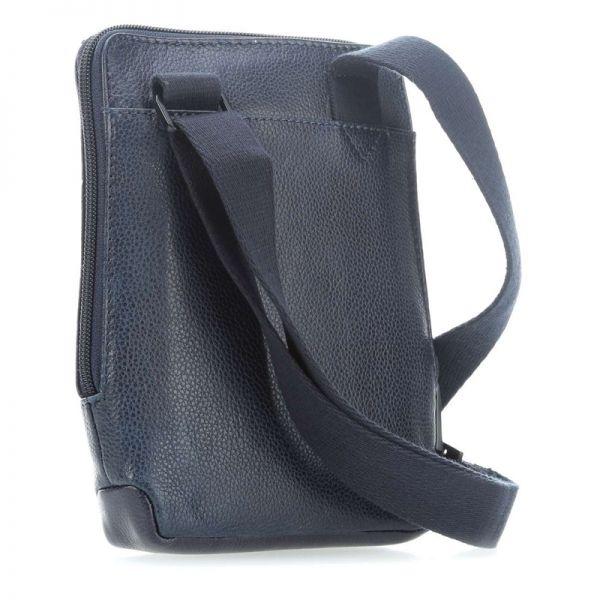 Вертикална чантичка Piquadro с отделениез за iPad mini