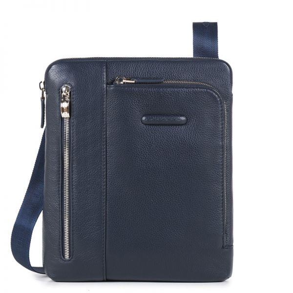 """Вертикална чантичка за рамо Piquadro Urban с отделение за iPad®10,5""""/iPad 9,7"""""""
