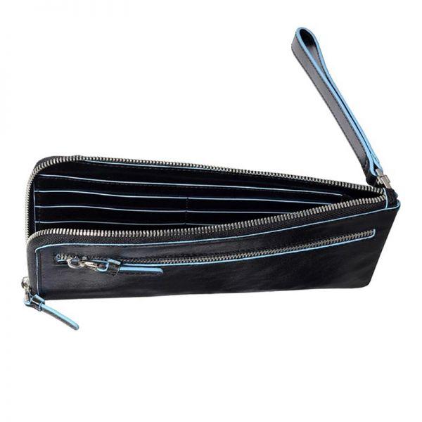 Вертикална чантичка за рамо Piquadro с отделение за iPad Air/Air2