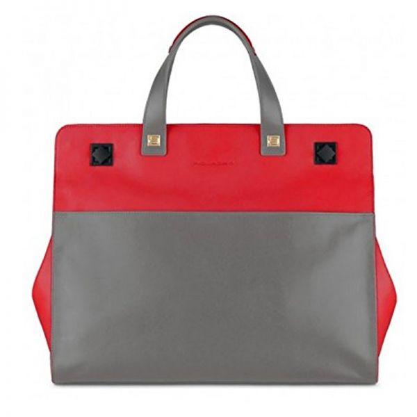 Дамска чанта Piquadro с мобилно отделение за iPad®Air/Air2