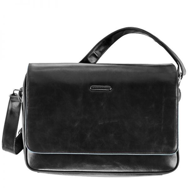 Бизнес чанта Piquadro с разширение и отделение за лаптоп