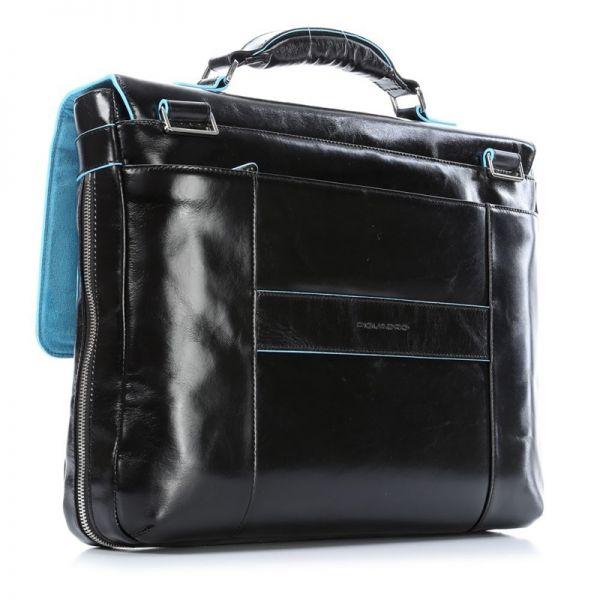 Бизнес чанта за лаптоп Piquadro с едно отделениe