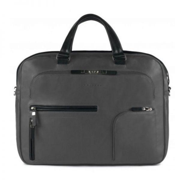 Бизнес чанта Piquadro с отделение за iPad®/iPad®Air/Air2 и 15.6'' лаптоп