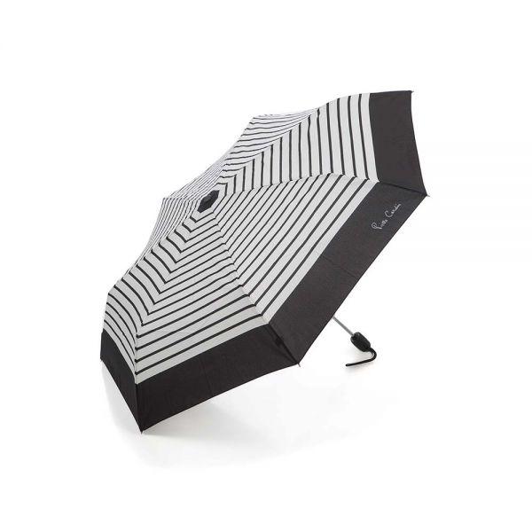 Дамски чадър Pierre Cardin, червен