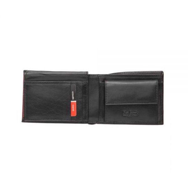 Мъжки портфейл Pierre Cardin с цип