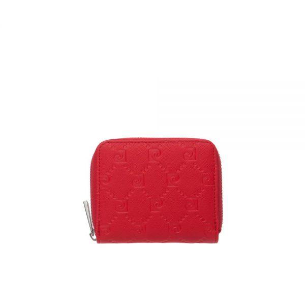Малко дамско портмоне Pierre Cardin, златна щампа
