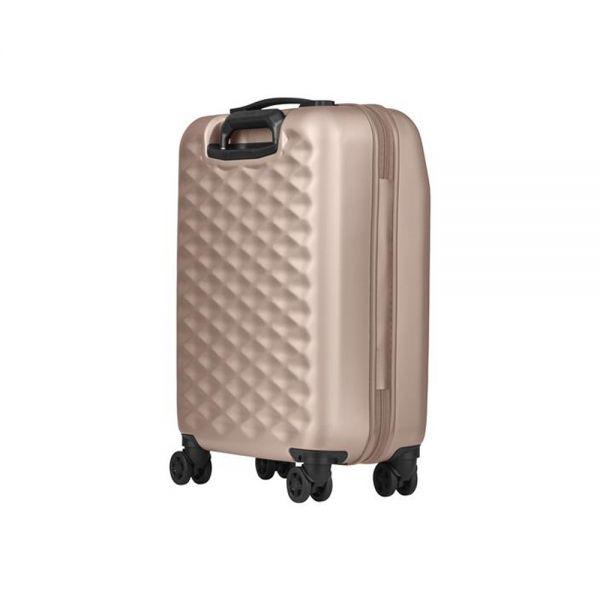 Куфар Wenger Lumen Hardside Luggage 20'' Carry-On Aluminum , 32 литра, сребрист