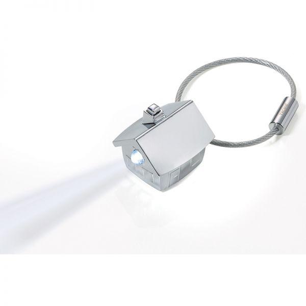 Ключодържател мини инструмент TROIKA - TOOLINATOR, червен