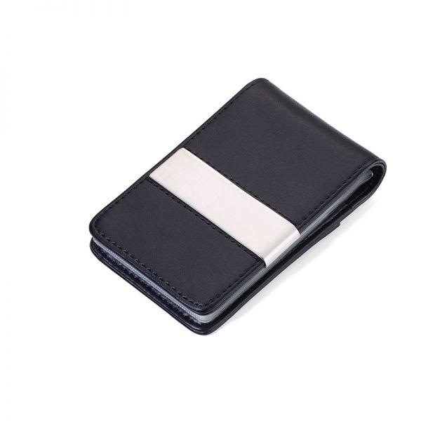 Калъф за кредитни карти и документи Troika - SAFE TRIP KÄFER, сив
