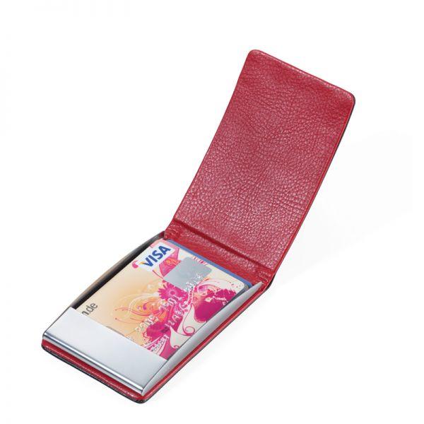 Калъф за карти с RFID защита TROIKA - 2-STRAP