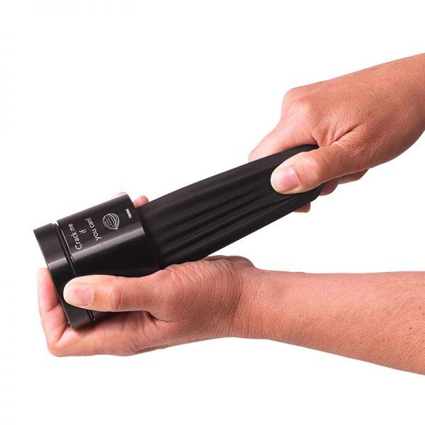 Визитник с магнитно затваряне и RFID защита TROIKA - RED PEPPER STYLE