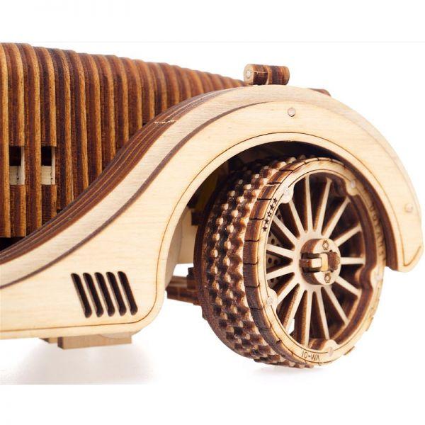 Механичен 3D пъзел - Механичен 3D пъзел -Поставка за упътвания