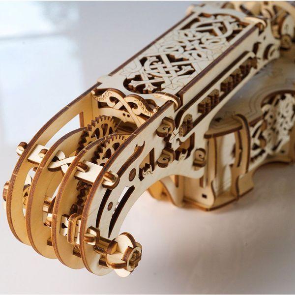 Механичен 3D пъзел - Хърди-Гърди