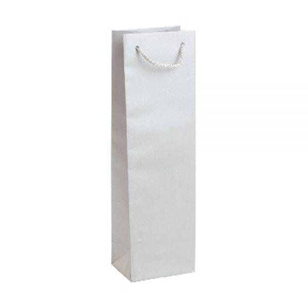 Подаръчен плик за бутилка, златист