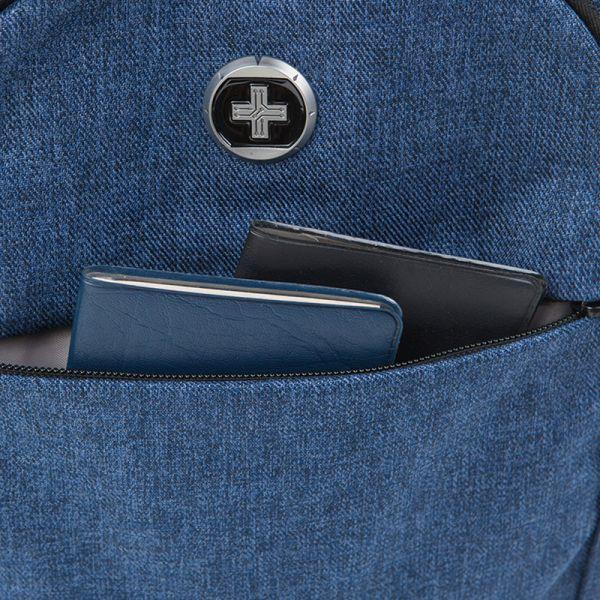 Раница Swissdigital, синя