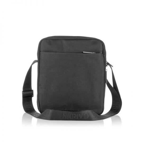 Мъжка чанта през рамо Pierre Cardin, черна
