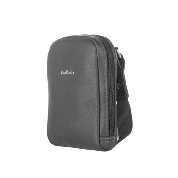 Мъжки чанта Pierre Cardin от естествена кожа