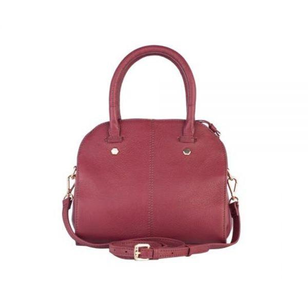 Сива дамска чанта ROSSI