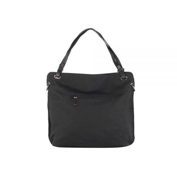 Дaмска чанта Pierre Cardin, цвят вишна