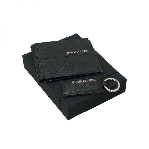 Комплект химикалка и USB памет CERRUTI 1881 Zoom Black