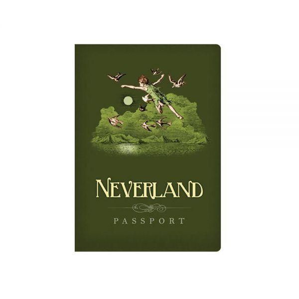 Тефтер The Unemployed Philosophers Guild - Neverland, джобен