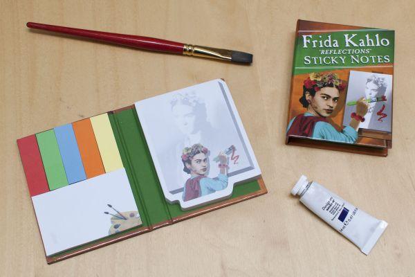 Лепящи листчета The Unemployed Philosophers Guild - Фрида Кало