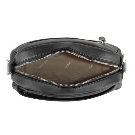 Дамска чанта Rossi, малка, черна